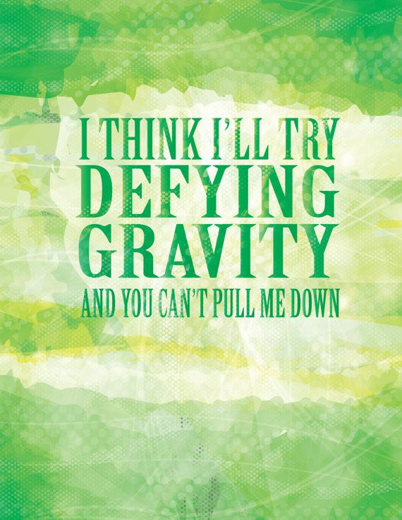 defying gravity 2