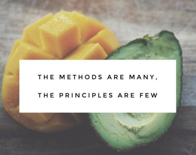 Methods Principles